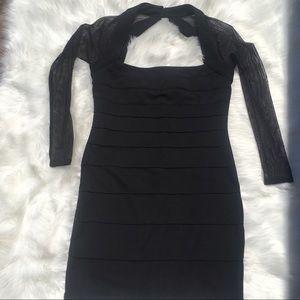 Moda INT'L black dress